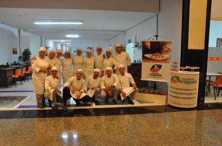 A Gastronomia é novidade na Faculdade Araguaia