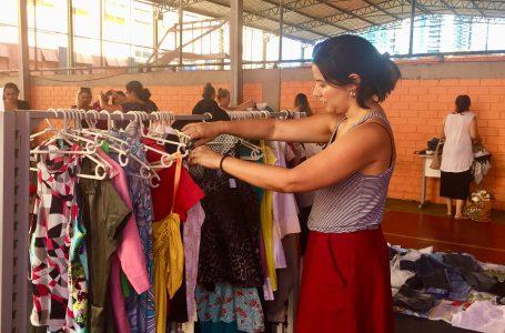 Faculdade Araguaia realiza bazar e feira em prol do Cevam