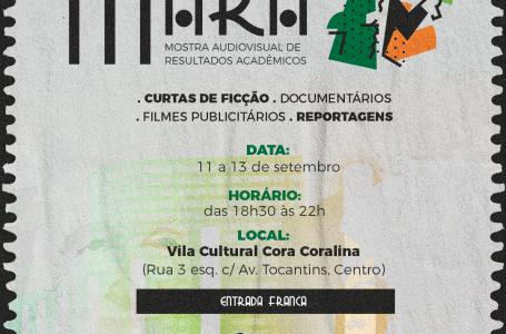 Mara apresenta produção audiovisual dos estudantes