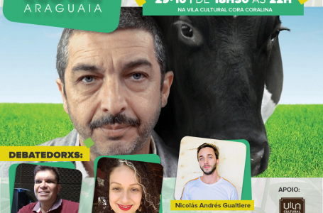 Projeto de Extensão Cineclube Araguaia
