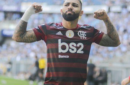 Mister Records! Invencível: Flamengo segura pressão e vence Grêmio na Arena