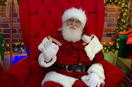 Papai Noel virtual, o Natal em tempos de pandemia
