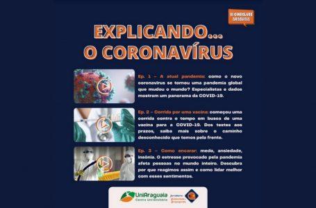 UniAraguaia realiza XI Cineclube neste sábado