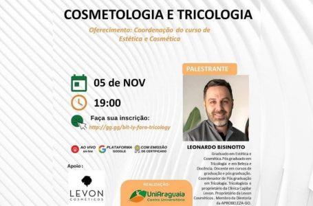 Coordenação de Estética e Cosmética promove oficina de Cosmetologia e Tricologia