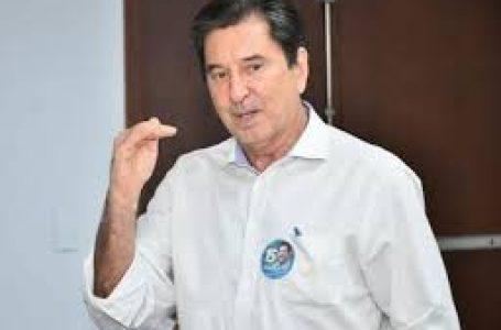 Maguito Vilela continua na UTI do Hospital Albert Einstein (SP) e quem deve assumir a prefeitura de Goiânia é o vice Rogério Cruz
